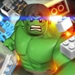 Incrivel hulk lego